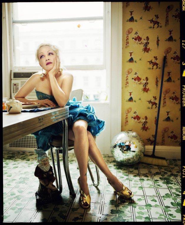 Cyndie Lauper