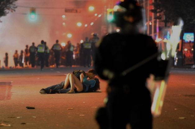 Vancouver Amor y Revolución