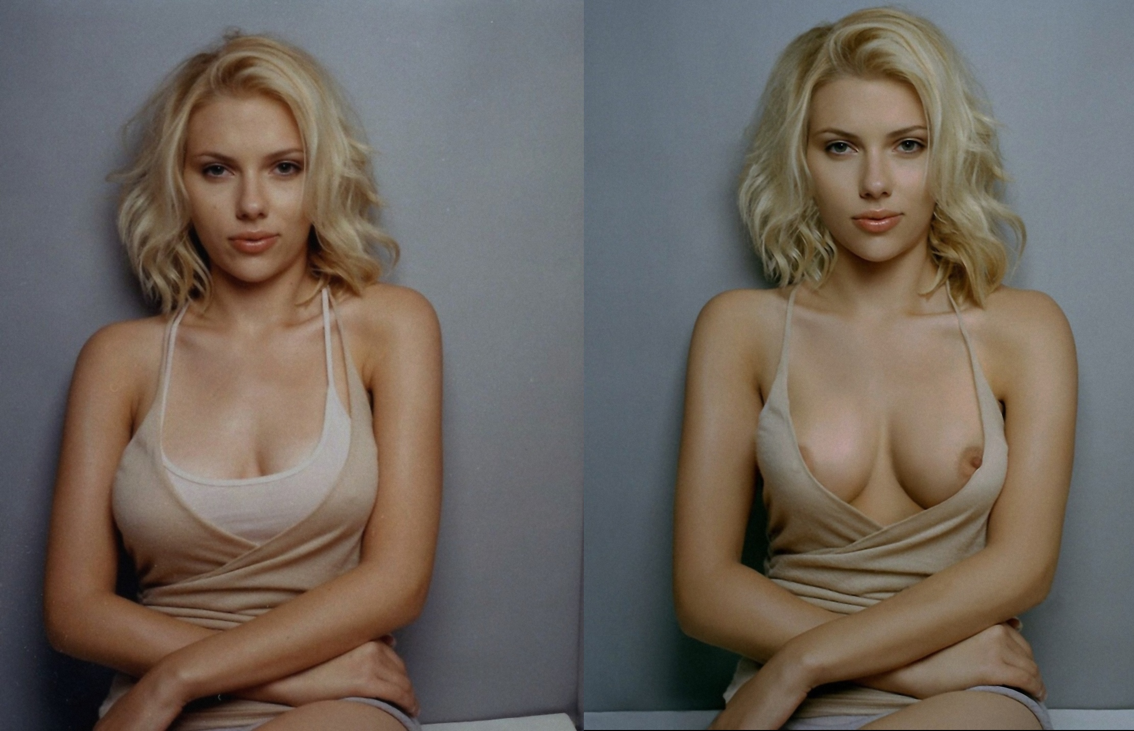 Scarlett johansson nude private photos and tv photo