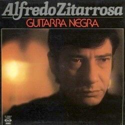 Guitarra negra Zitarrosa 1977