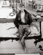 HERB RITTS David Bowie (Full Length), Los Angeles 1987_tn