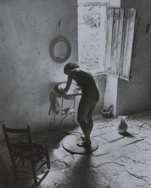 Willy Ronis, 1949 Le Nu Provenzal